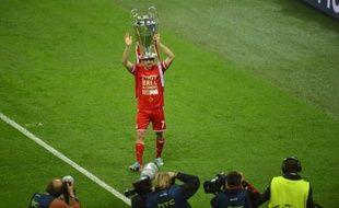 A sa troisième tentative en finale, Franck Ribéry a enfin décroché la Ligue des champions avec le Bayern Munich face au Borussia Dortmund, 2 à 1, samedi à Wembley, où deux de ses coups de patte ont contribué à faire la décision.