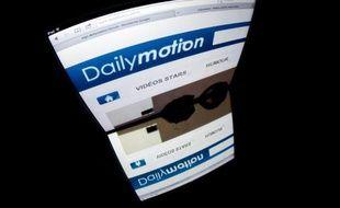 Le logo de Dailymotion