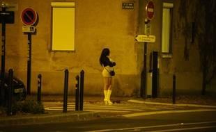 NANTES, le 20/11/2012 Prostitution dans les rues
