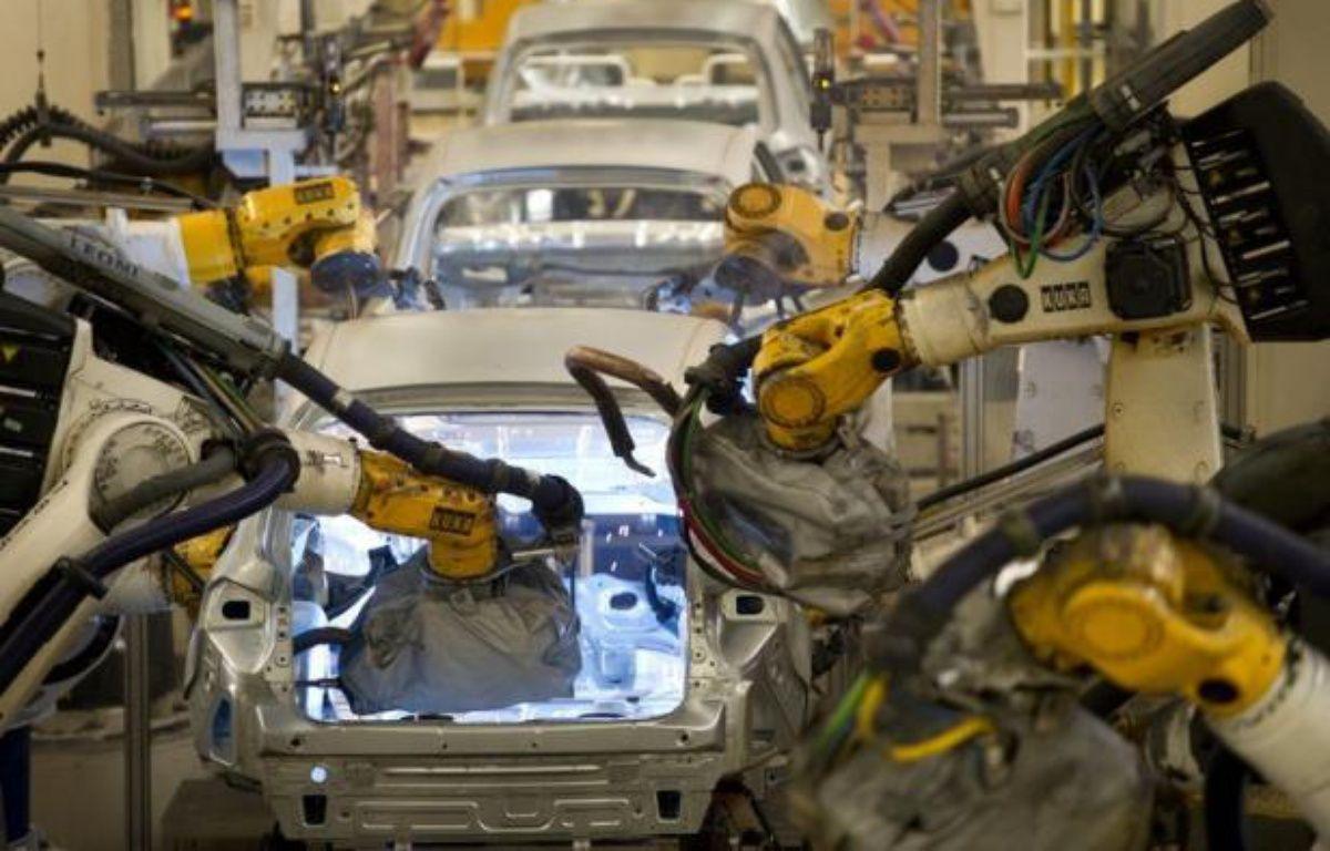 Les ventes de voitures neuves ont chuté de 8,7% en mai sur un an dans l'Union européenne, selon des données publiées vendredi par l'Association des constructeurs automobiles européens (ACEA). – Odd Andersen afp.com