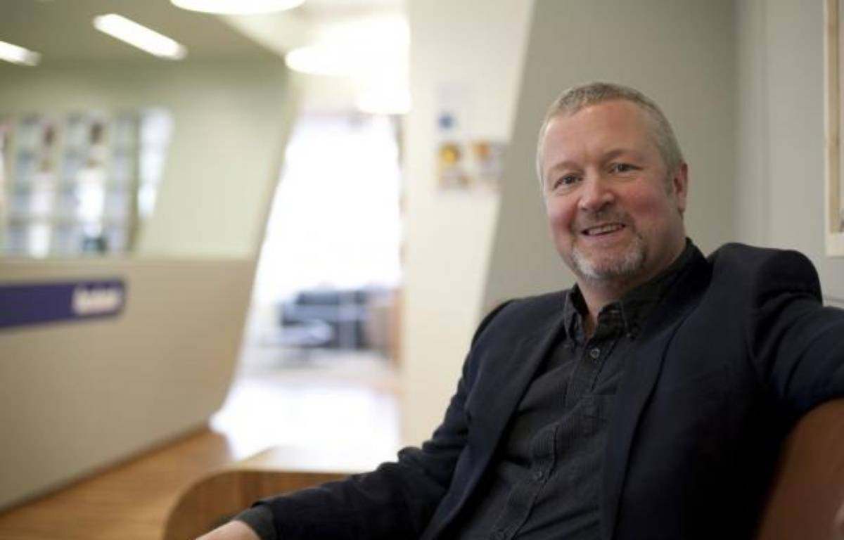 Richard Allan, le directeur des Affaires Publiquesde Facebook EMEA. – Facebook