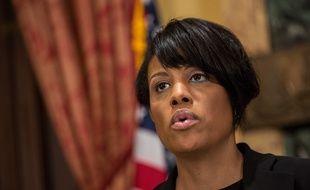La maire de Baltimore, Stephanie Rawlings-Blake a annoncé la levée du couvre-feu nocturne.