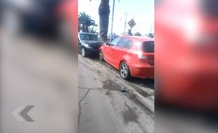 En colère, elle saccage la voiture de son ex - Le Rewind