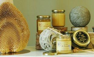 Une sélection de produits Secrets de miel.