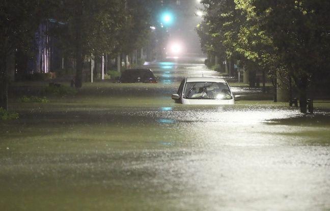 Japon: Le typhon Hagibis déferle sur l'est du pays et bouscule le Mondial de rugby