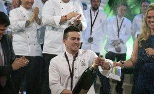 Le Français Vincent Vallée remporte le 30 octobre 2015 les championnats du monde du chocolat à Paris