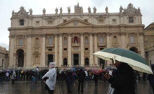 Vatican 13 mars 2013