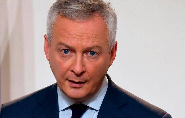 648x415 le french economy and finance minister bruno le maire speaks during a press conference at the french