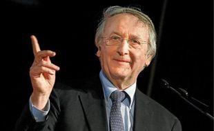 Daniel Percheron, président de la région Nord-Pas-de-Calais.