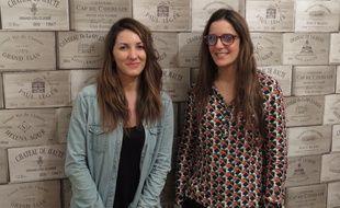 A Bordeaux, le 21 avril 2015, deux amies lancent leur boutique d'escape game.