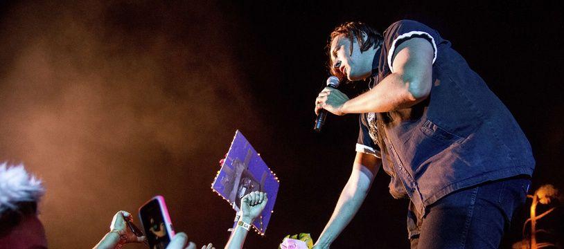 Arcade Fire en concert en Floride, le 4 mars 2018.