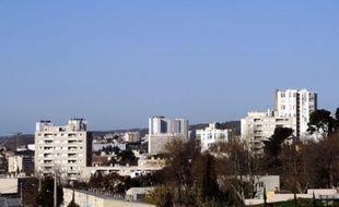 La cité des Micocouliers (14e) où habitait Mélina.