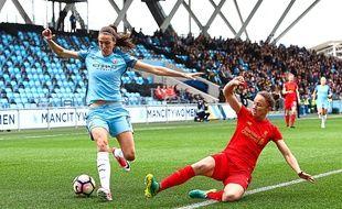 L'équipe féminine de Manchester City a beaucoup progressé ces dernières années. Comme toutes l'Angleterre.