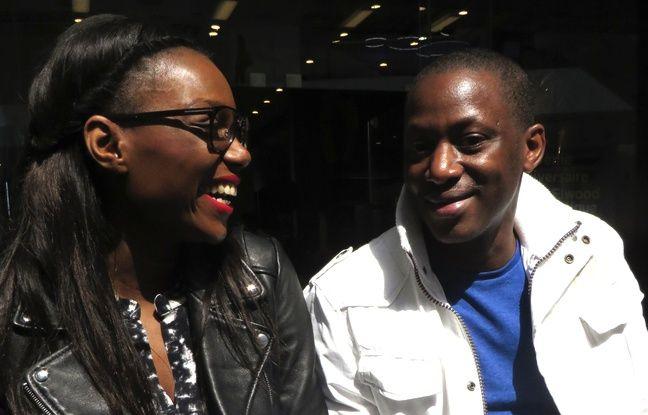 Sydonie et son frère Didier ont posé pour le Lol Project