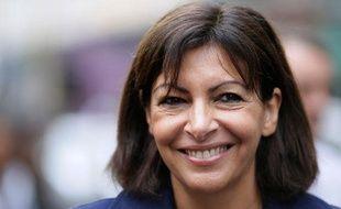 Anne Hidalgo, la candidate socialiste aux élections municipales pour Paris, a présenté ses priorités pour la capitale lundi 23septembre 2013.