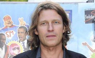 Patrick Menais, réalisateur du «Zapping».