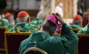 La Cour européenne des droits de l'homme (CEDH) a débouté mardi 24 plaignants qui avaient poursuivi en vain le Vatican devant les juridictions belges pour des actes de pédocriminalité commis par des prêtres catholiques. (Illustration)