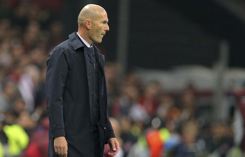 Ligue des champions : « Cette victoire nous fait du bien », Zidane souffle un peu sur le banc du Real