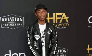 Le chanteur et producteur Pharrell Williams