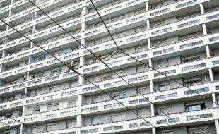 La lutte contre le trafic de drogue, au pied des immeubles de la Duchère, reste une priorité.
