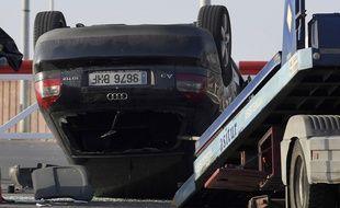 La voiture qui a foncé sur des passants à Cambrils jeudi soir, aurait été flashée en France, quelques jours auparavant.