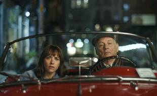 Rashida Jones et Bill Murray dans «On the Rocks» de Sofia Coppola