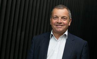 Hugues Meili a fondé la société Niji en 2001 à Rennes.