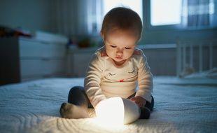 Les veilleuses pour bébé peuvent accompagner l'enfant lors de ses premières années.