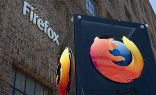 Le logo de Mozilla Firefox.