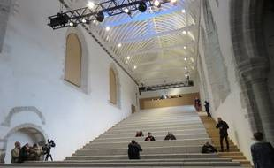 Le centre des congrès dispose d'une surface totale de 25.000 m2.