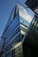 Le siège de Goldman Sachs à New York.
