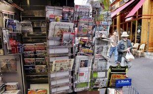 Le Figaro est absent des kiosques vendredi à la suite de mouvements sociaux dans ses imprimeries, indique le quotidien sur son site internet.