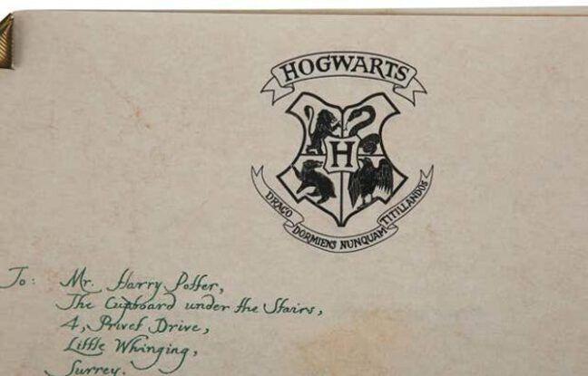 La baguette et les lunettes d'Harry Potter mises aux enchères