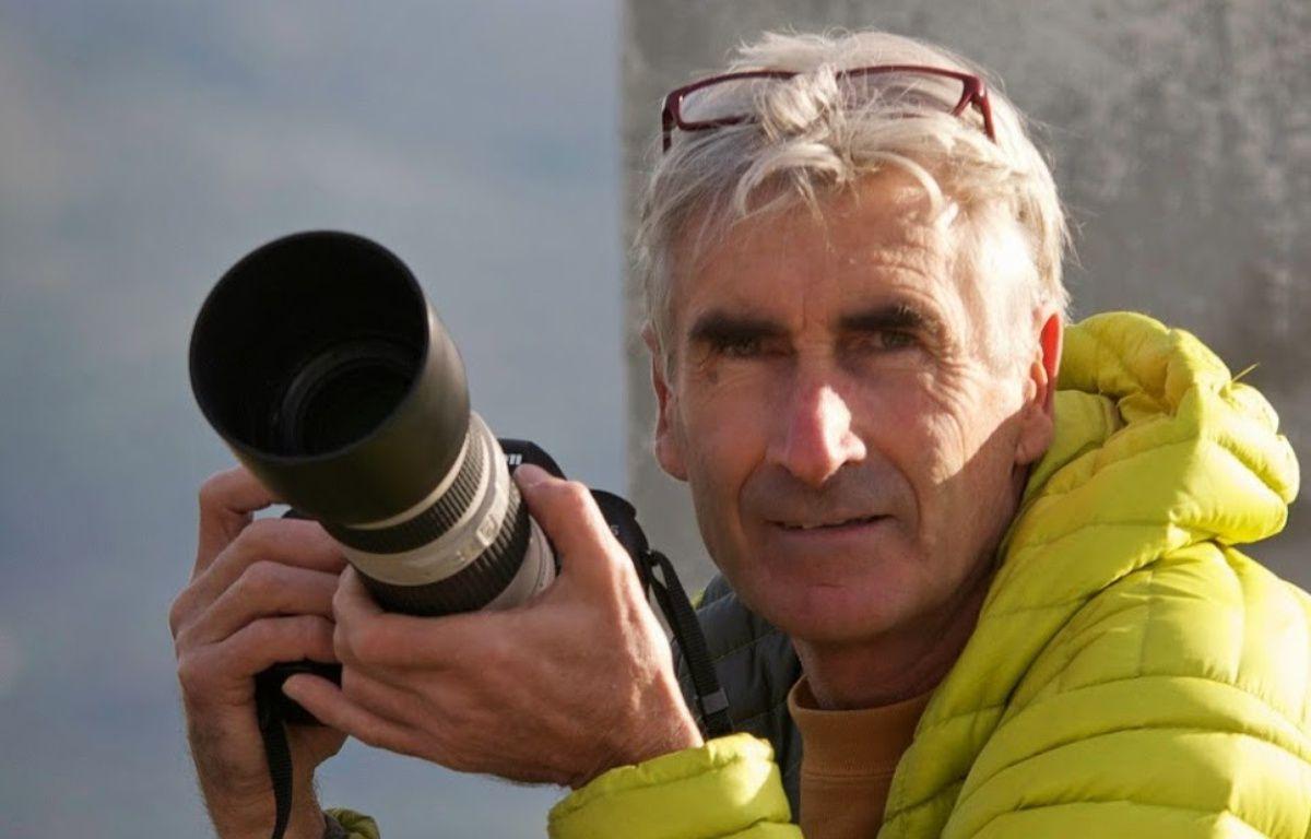 Le guide de haute montagne Hervé Gourdel, retenu en otage par un groupe jihadiste en Algérie. – H.GOURDEL/GOOGLE PLUS