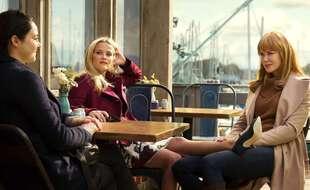 Shailene Woodley, Reese Witherspoon et Nicole Kidman dans « Big Little Lies »
