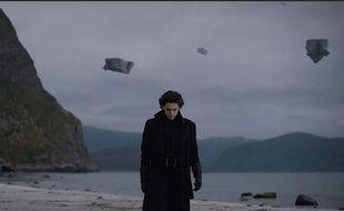 Timothée Chalamet dans Dune de Denis Villeneuve