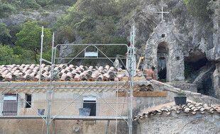 La première tranche des travaux à Notre-Dame-du-Lieu-Plaisant devrait être achevée début juillet