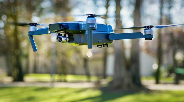 Isère : La livraison par drone d'échantillons médicaux bientôt testée, une première en France