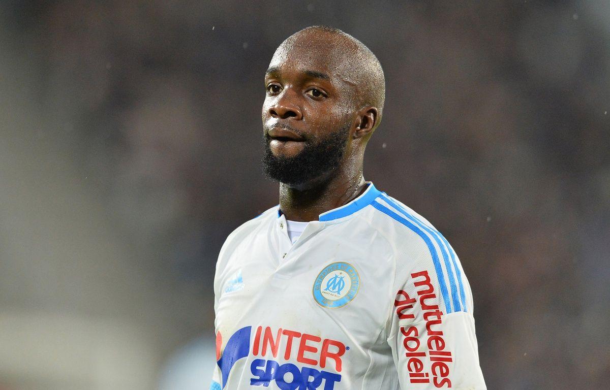 Lassana Diarra (OM) en décembre 2015 à Bordeaux. – NICOLAS TUCAT / AFP