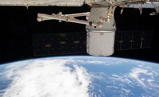 Les 12 bouteilles de vin de Bordeaux et les 320 plants de vigne ont passé environ un an sur la station spatiale