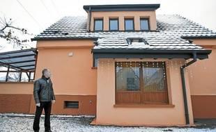 Pour sa maison, Jean-François Wolff de Souffelweyersheim a obtenu 8000€ d'aides.