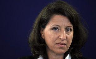 Agnès Buzyn, le 23 décembre 2011 à Paris.