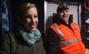 Les journalistes Alison Parker et Adam Ward ont été tués le 26 août en plein direct, en Virginie.