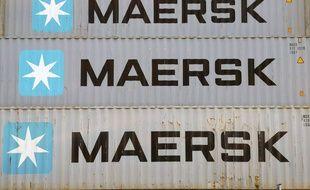 Maersk est l'armateur du cargo à la dérive.