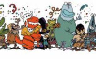 Les monstres de «Donjon», série créée par Lewis Trondheim et Joann Sfar