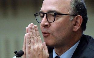 Moscovici a officialisé dimanche que la France avait retenu les prévisions de croissance de son économie avancées par Bruxelles pour 2013 (+0,1%) et 2014 (+1,2%).