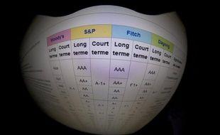 """L'agence de notation Standard and Poor's (SP) a abaissé mardi la perspective de la Grèce de """"stable"""" à """"négative"""" en raison des """"retards"""" dans l'application du plan d'économies exigé par les créanciers internationaux."""