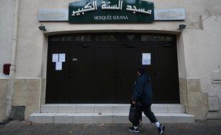 La mosquée As Sounna, dans le IIIe arrondissement de Marseille.