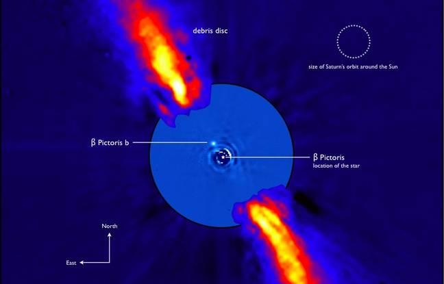 Un nanosatellite français pour mesurer le transit d'une exoplanète — PicSat