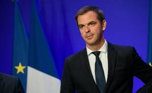 Olivier Véran, le ministre des Solidarités et de la Santé.